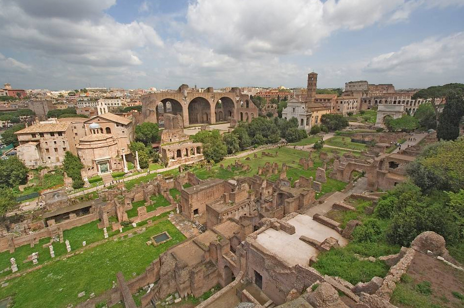 Rome And Vatican City Tour